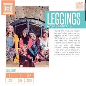 LuLaRoe Pants - NWT TC DISNEY LULAROE LEGGINGS MICKEY AND MINNIE